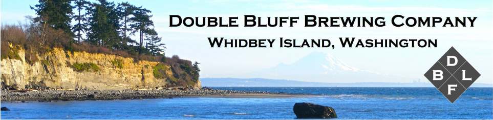 Double Bluff Brewing Company --- Whidbey Island, WA